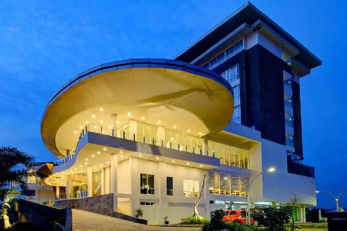 Antero Hotel by Prasanthi