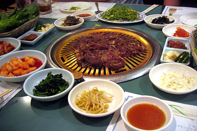 Sanjung Korean BBQ