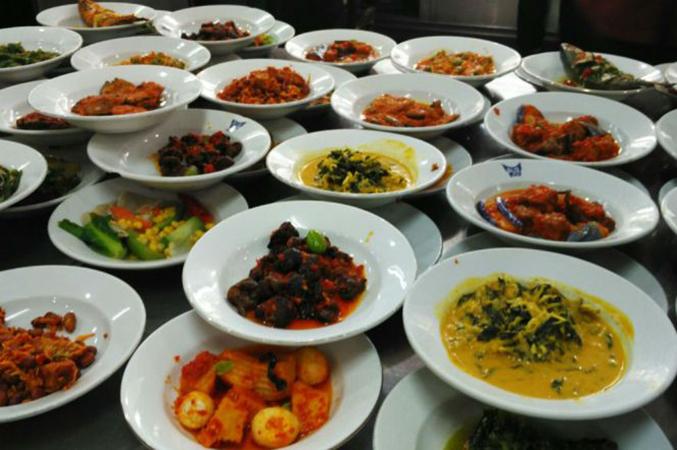 Restoran Sederhana Lintau